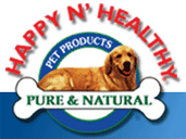 Happy and Healthy organic pet foods
